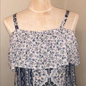 Wallflowers beautiful dress!